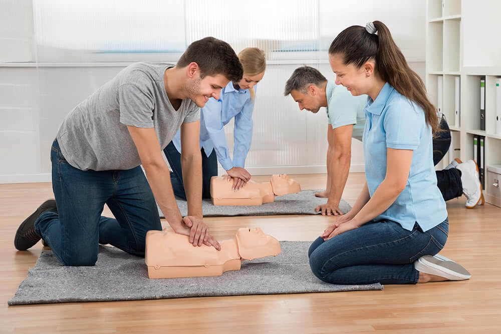 First Aid Training in Wirral